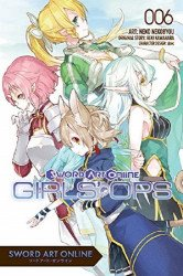 Yen Press's Sword Art Online: Girls Ops Soft Cover # 6