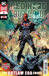 DC Comics's Red Hood: Outlaw Issue # 50