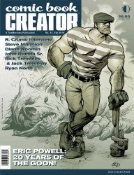 TwoMorrows Publishing's Comic Book Creator Issue # 21