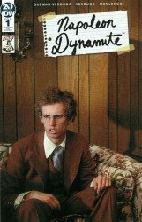 IDW Publishing's Napoleon Dynamite Issue # 1cbldf