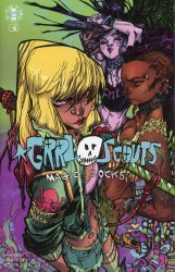 Image Comics's Grrl Scouts: Magic Socks Issue # 6b