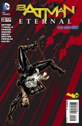 DC Comics's Batman: Eternal Issue # 23