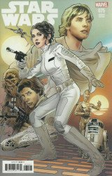 Marvel Comics's Star Wars Issue # 75b