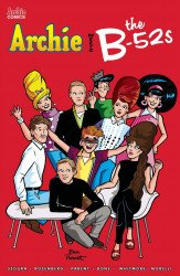 Archie Comics Group's Archie Meets the B-52s Issue # 1