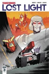 IDW Publishing's Transformers: Lost Light Issue # 3ri