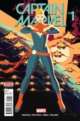 Marvel's Captain Marvel Issue # 1