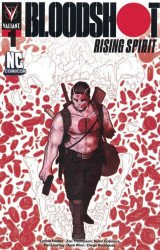 Valiant Entertainment's Bloodshot: Rising Spirit Issue # 1nccc-a