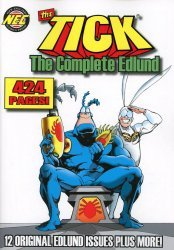 New England Comics Press's The Tick: The Complete Edlund TPB # 1c