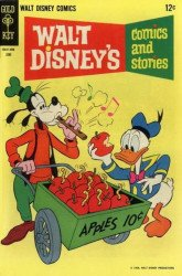 Gold Key's Walt Disney's Comics and Stories Issue # 333