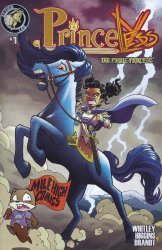 Action Lab Entertainment's Princeless: The Pirate Princess Issue # 1mile high