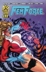 AC Comics's Femforce Issue # 192