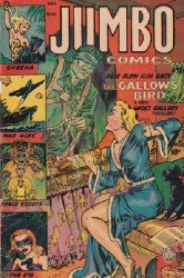 Superior Comics's Jumbo Comics Issue # 166