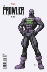Marvel's Prowler Issue # 1d