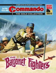 D.C. Thomson & Co.'s Commando: For Action and Adventure Issue # 5296