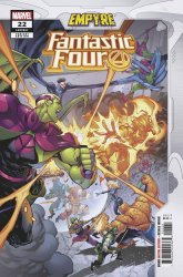 Marvel Comics's Fantastic Four Issue # 22c