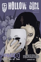 Insane Comics's Hollow Girl Issue # 3