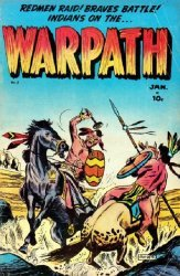 Stanmor Publications's Warpath Issue # 2