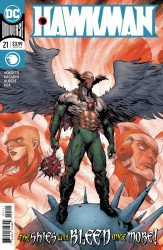 DC Comics's Hawkman Issue # 21