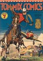 Ralston-Purina Co.'s Tom Mix Comics Issue # 7
