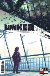 Oni Press's Bunker Issue # 7