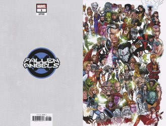 Marvel Comics's Fallen Angels Issue # 1c