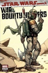 Marvel Comics's Star Wars: War of the Bounty Hunters - Alpha Issue # 1comickingdom-a