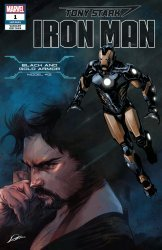 Marvel Comics's Tony Stark: Iron Man Issue # 1k