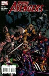Marvel Comics's Dark Avengers Issue # 10