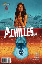 Source Point Press's Achilles Inc. Issue # 4