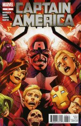 Marvel Comics's Captain America Issue # 6