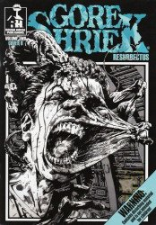 Rough House Publishing's Gore Shriek: Resurrectus Soft Cover # 2b