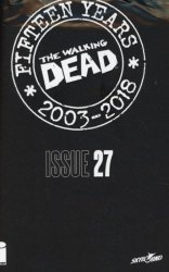Image Comics's The Walking Dead: 15th Anniversary - Blind Bag Edition Issue # 27