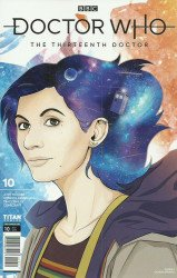 Titan Comics's Doctor Who: 13th Doctor Issue # 10