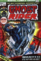 Marvel Comics's Ghost Rider Issue # 1