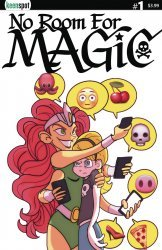 Keenspot Entertainment's No Room For Magic Issue # 1b