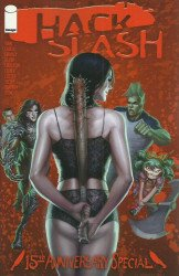 Image Comics's Hack Slash 15th Anniversary Celebration Issue # 1