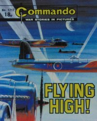 D.C. Thomson & Co.'s Commando: War Stories in Pictures Issue # 1717
