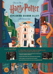 Innovative Kids's Harry Potter: Exploring Diagon Alley Hard Cover # 1