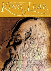 TheComic.com's William Shakespeare's King Lear Soft Cover # 1