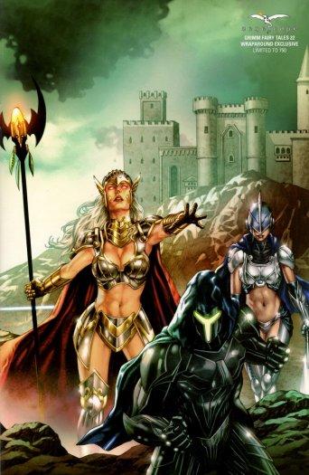 Zenescope - Grimm Fairy Tales Vol 2 #22 Variant (Comic Book