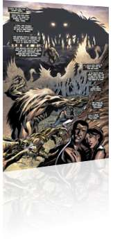 Top Cow: Darkness - Issue # 80 Page 1