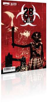 BOOM! Studios: 28 Days Later - Issue # 3 Cover