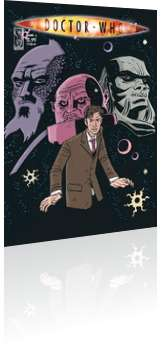 IDW Publishing: Doctor Who - Issue # 4 Cover A