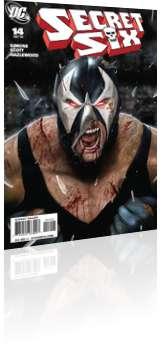 DC Comics: Secret Six - Issue # 14 Cover