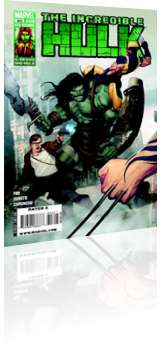 Marvel Comics: The Incredible Hulk - Issue # 603 Cover