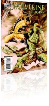 Marvel Comics: Wolverine: Origins - Issue # 41 Cover