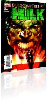 Marvel Comics: Dark Reign: The List - Hulk - Issue # 1 Cover