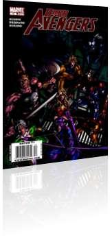 Marvel Comics: Dark Avengers - Issue # 10 Cover