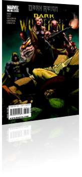 Marvel Comics: Dark Wolverine - Issue # 79 Cover