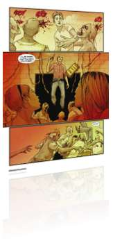 WildStorm: North 40 - Issue # 4 Page 3